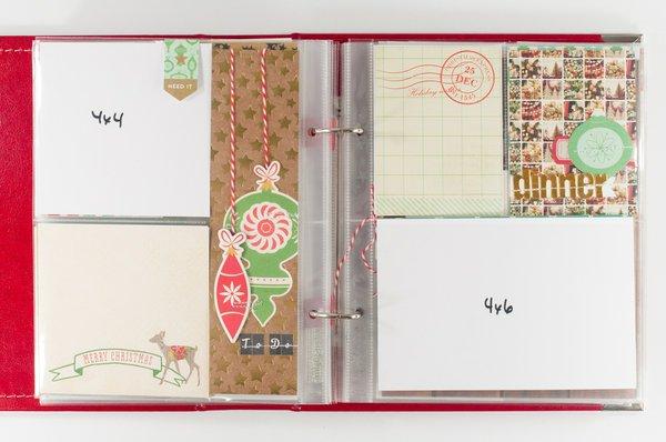 Holiday Mini Albums: Journal Your Christmas 2013