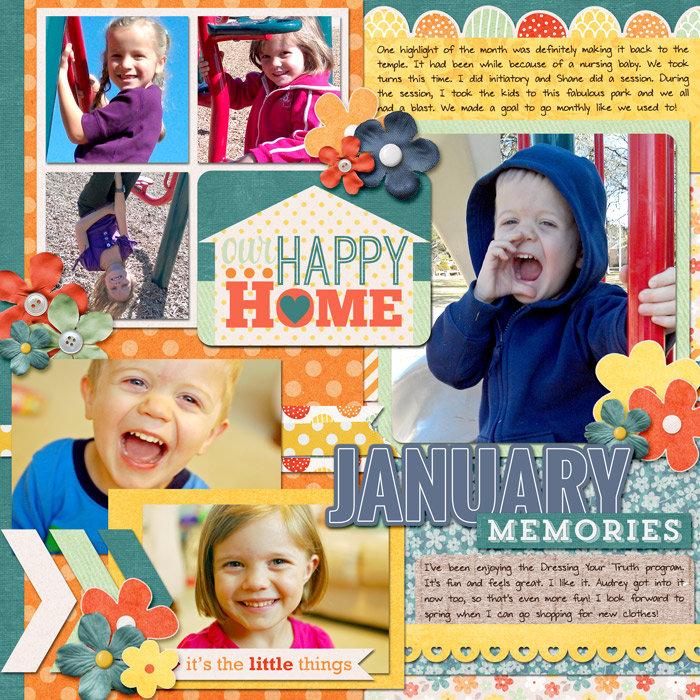 January Memories