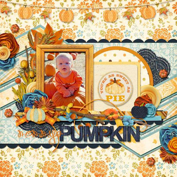Mommy's Pumpkin