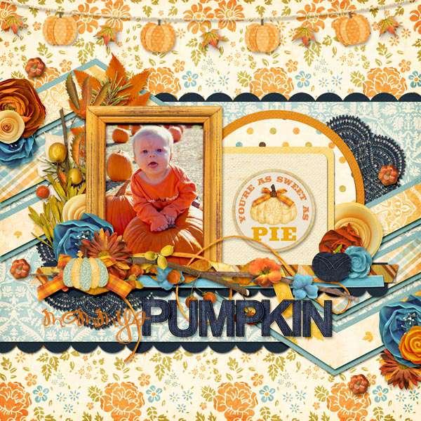 Mommy's Pumpkin
