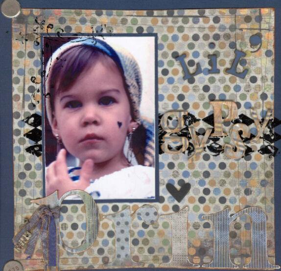 Lil' Gypsy Princess (entry #1)