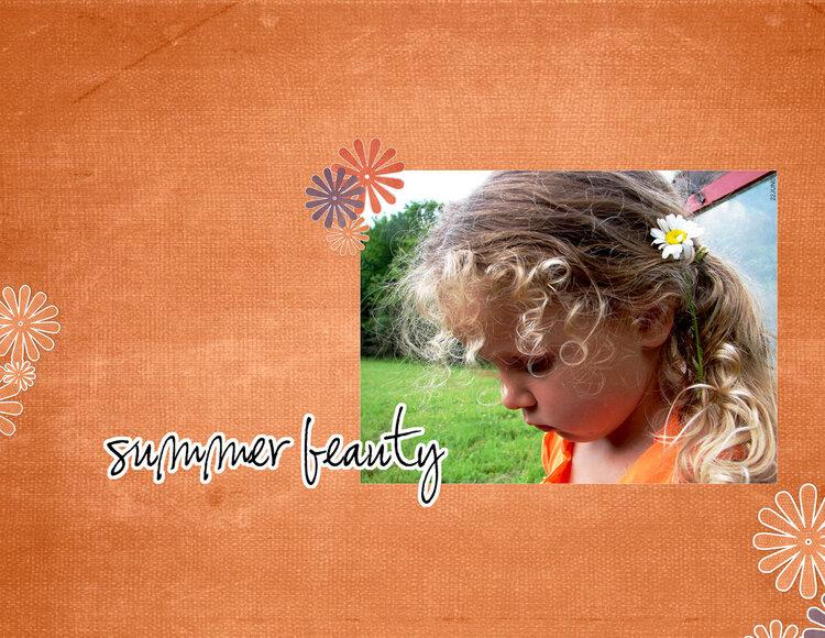 Summer Beauty!