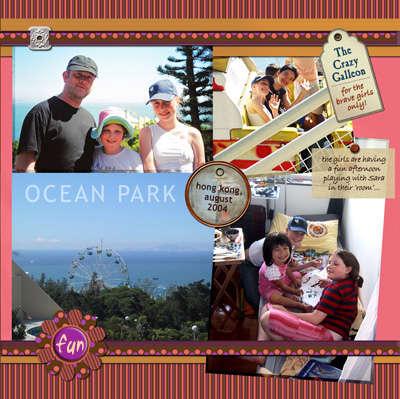 Ocean Park 2004
