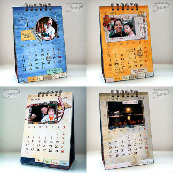 My Mini Crafty Calendar (2)
