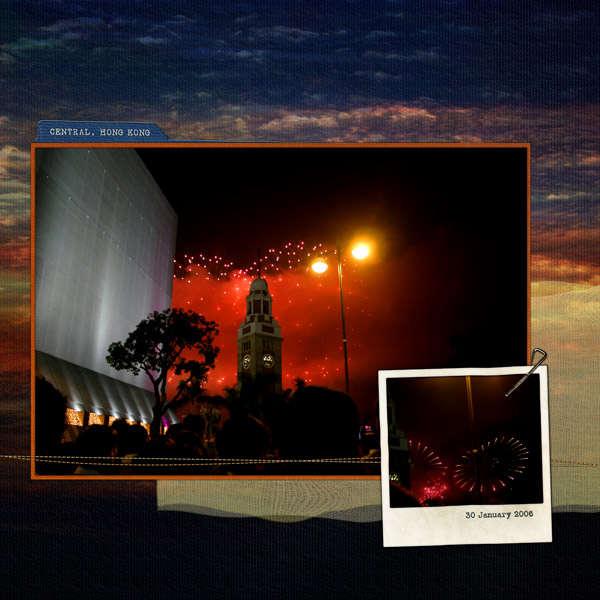 Chi New Year Fireworks (L)