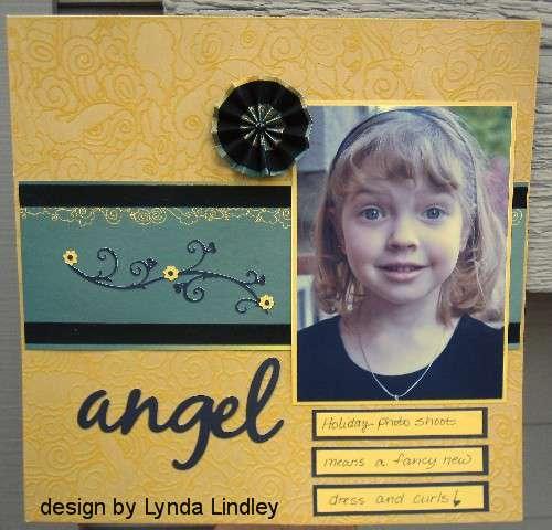 angel by Lynda featuring Kiki Art