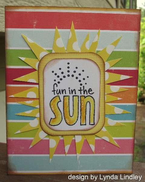 fun in the sun by lynda