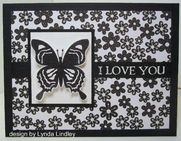 I LOVE YOU by Lynda