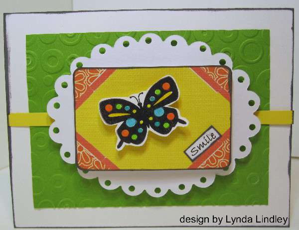 smile card by Lynda