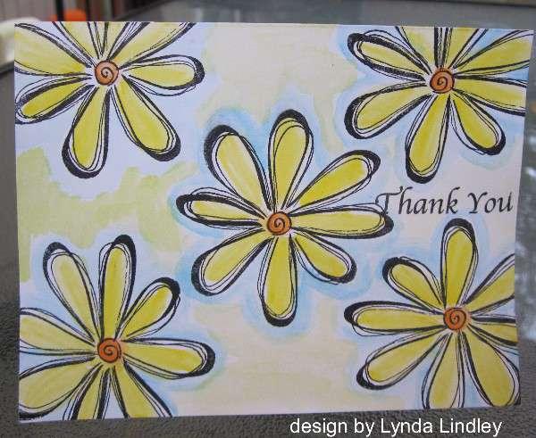 Thank you by Lynda