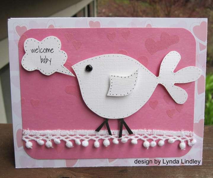 Welcome baby by Lynda featuring Kiki Art