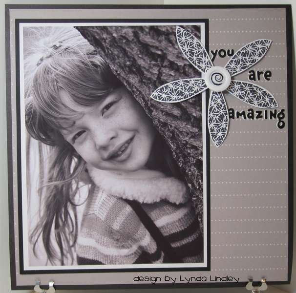 you are amazing by Lynda featuring Kiki Art
