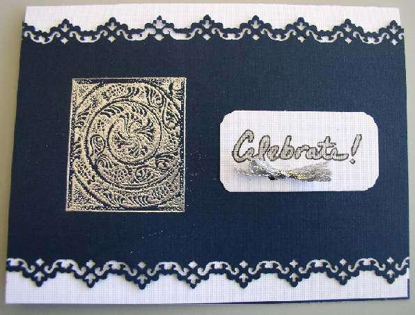 29th Anniversary Card