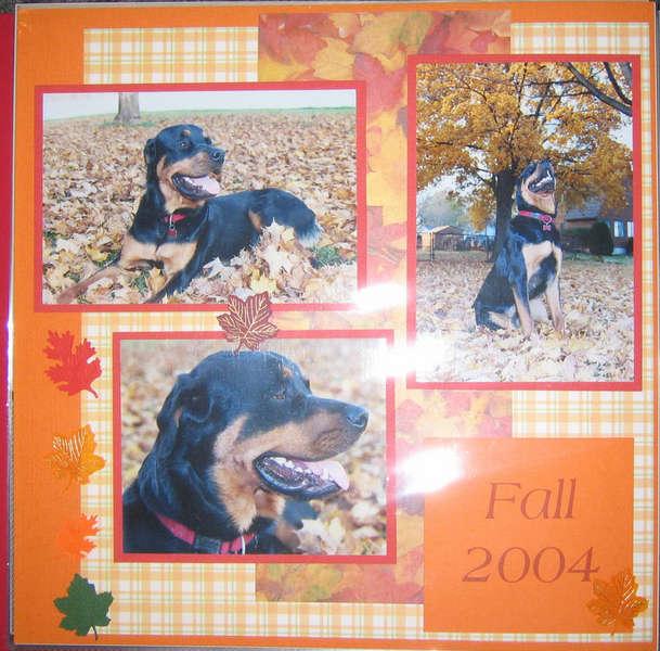 Tank - Fall 2004