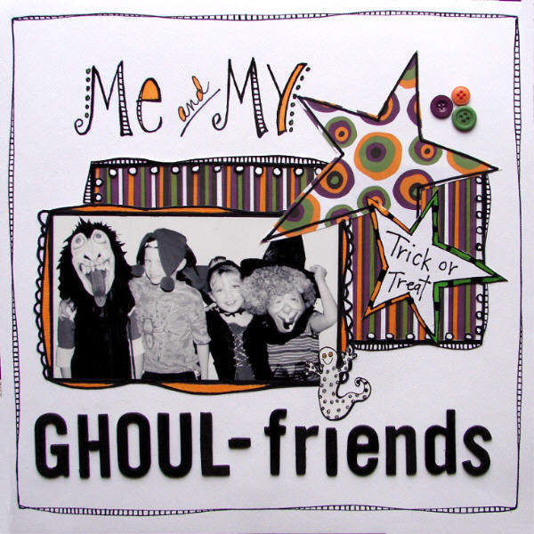 Me and My GHOUL-friends