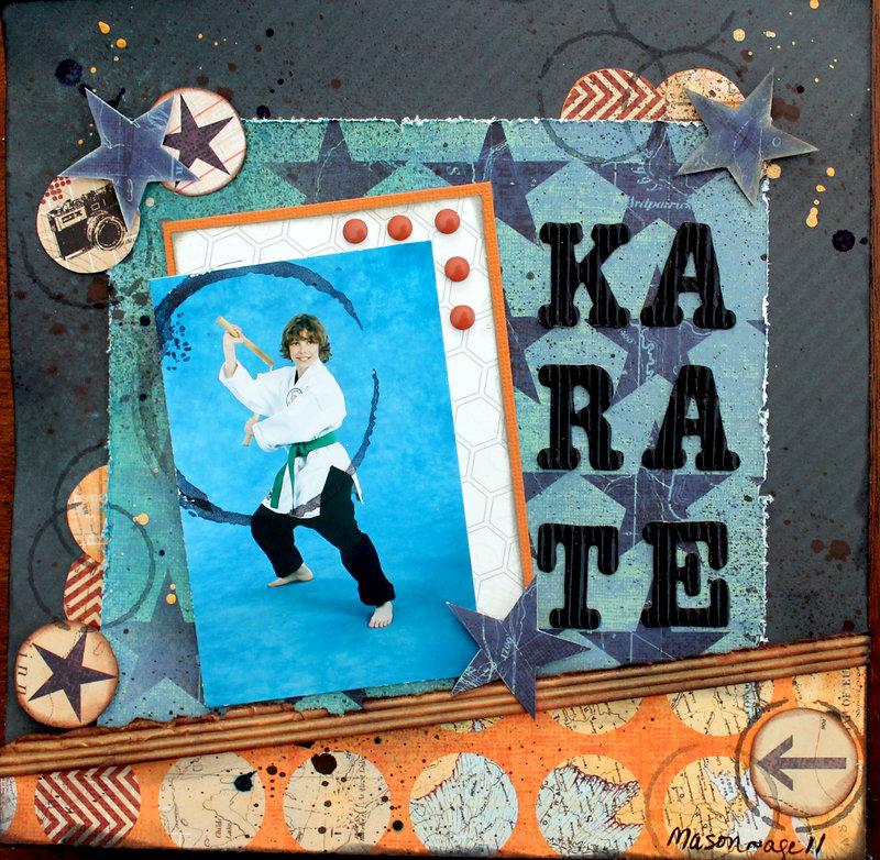 Karate Star!