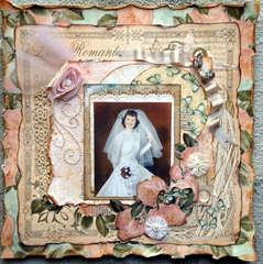 Vintage wedding ~ the BRIDE