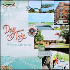 Day Trip Winona Minnesota