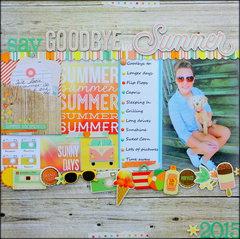 Say Goodbye to Summer
