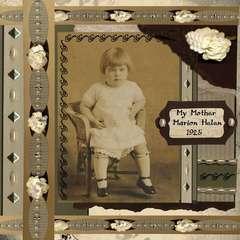Mom~1925 (BigiDigi Contest)