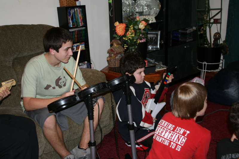 March 15 - Rock Band
