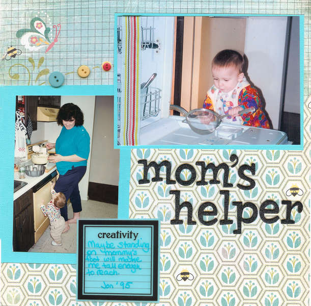 Mom's helper