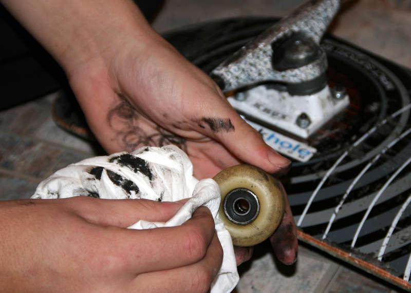 December 6 - Skateboard Mechanic