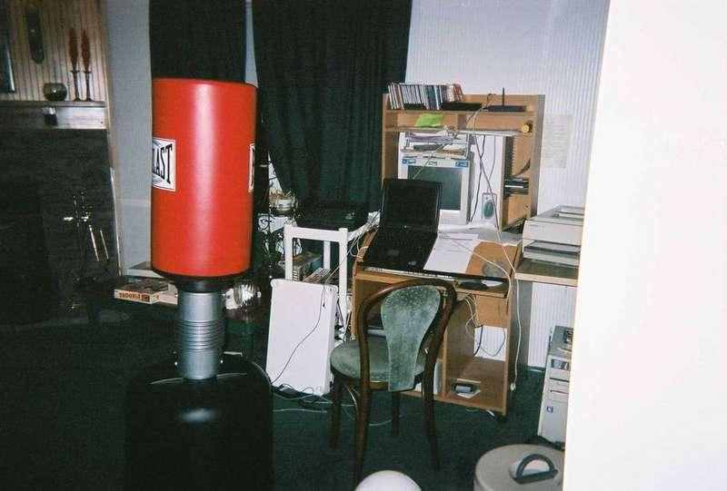 Craft Room 02-13-2005