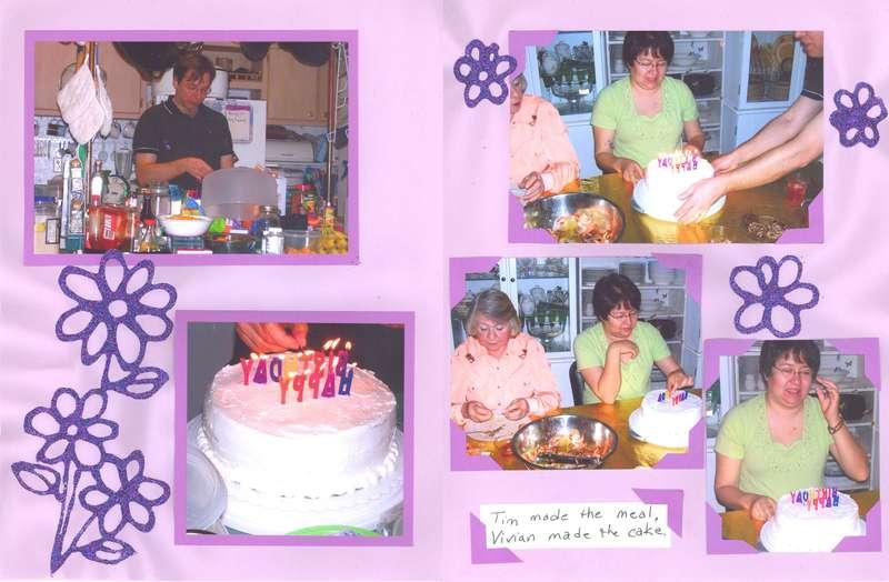 Vivian's Birthday Party 3&4