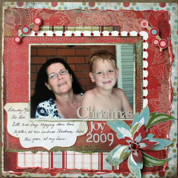 Christmas Joy 2009