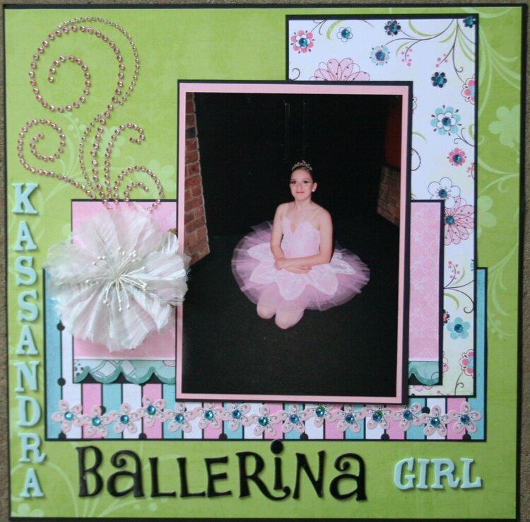 Kassandra, Ballerina Girl