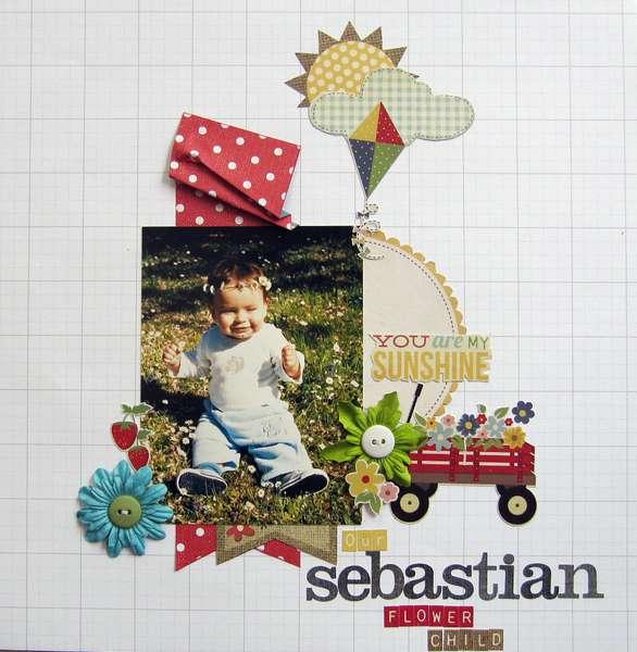 Our Sebastian, Flower Child