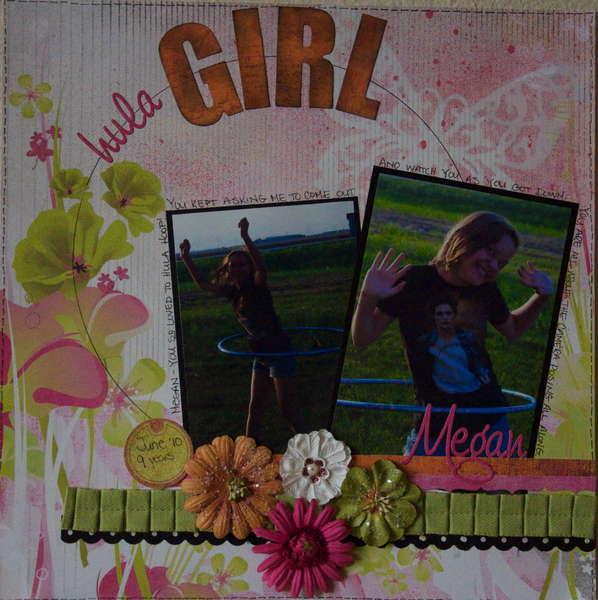 Hula Girl-TCR #11