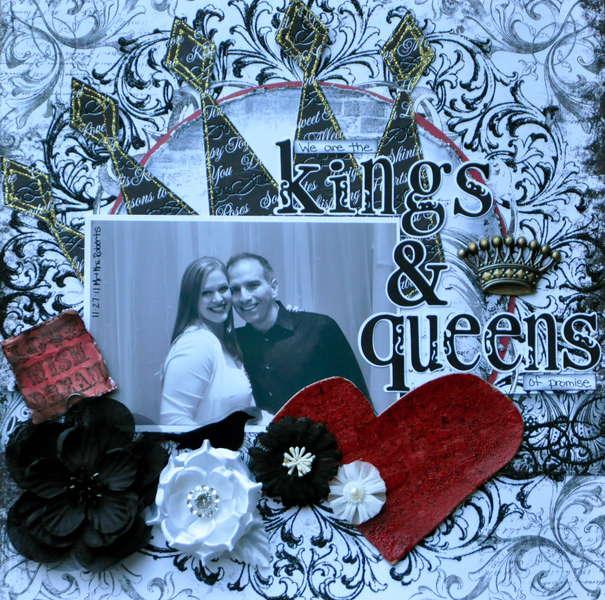 Kings and Queens **Scraps of Darkness*