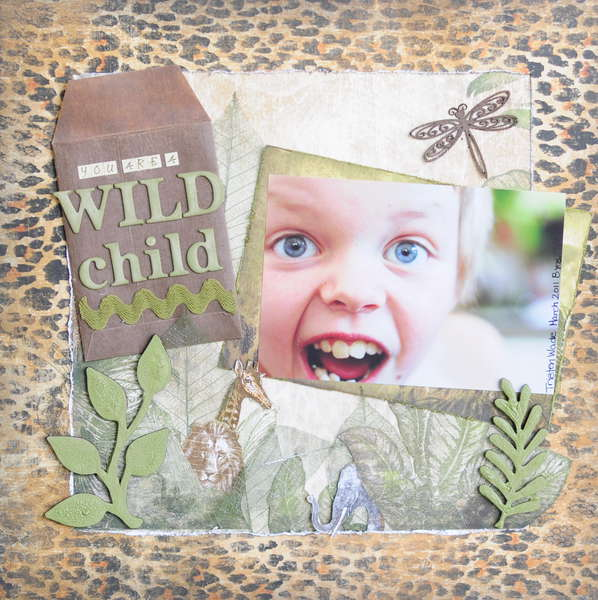 Wild Child **Scraps of Darkness**