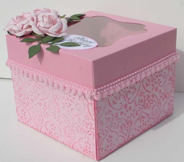 Creative Cuts and More Cupcake Box