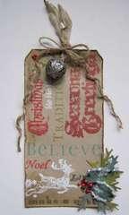 12 tags of Christmas day 3