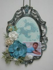 Altered Frame (LOVE) ***Swirlydoos Kit Club***