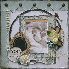 You are my Happiness ***Swirlydoos Kit Club***