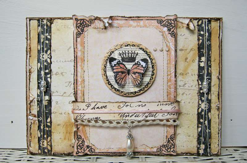 Elegant card ***Swirlydoos***