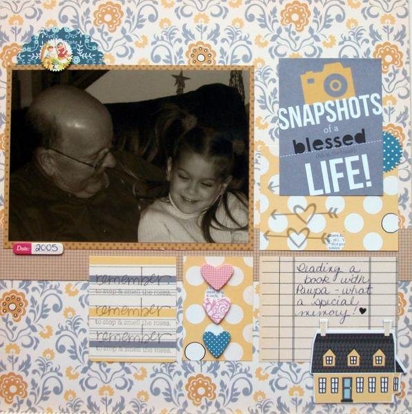 Snapshots of a Blessed Life