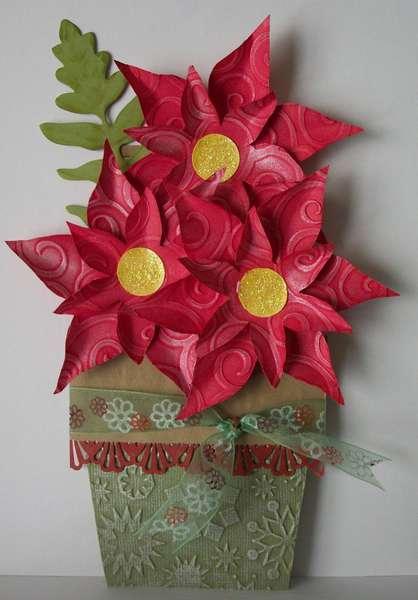 Christmas Flowerpot