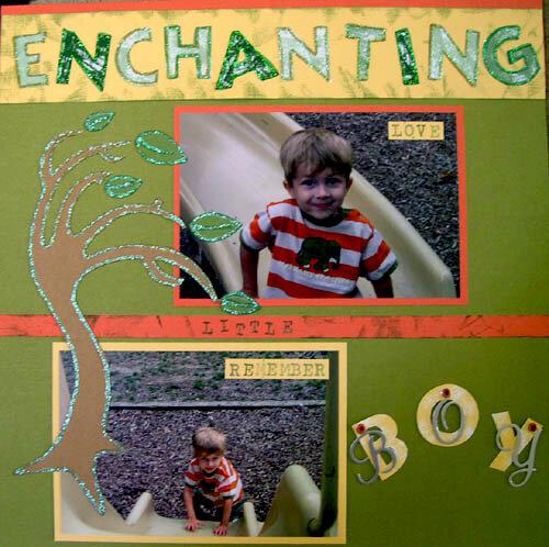 Enchanting Little Boy