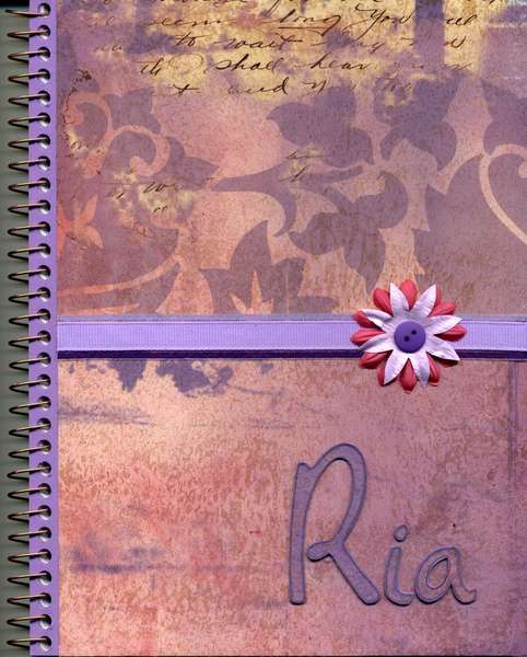 Notebook - Ria