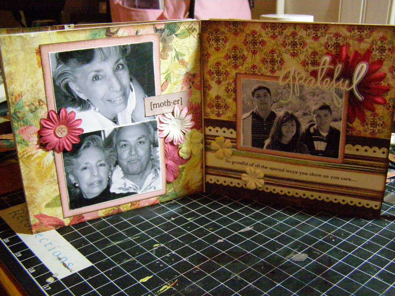 Mothers Day Accoridan Mini Album
