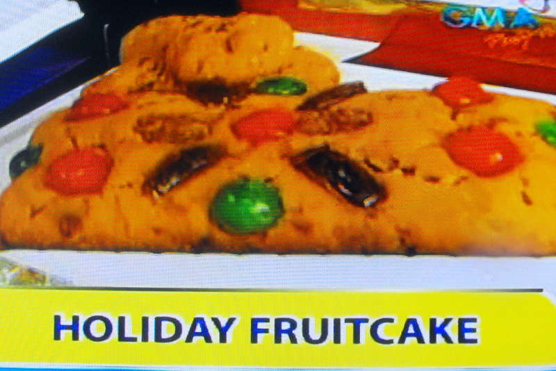 2008-12 #18. Fruitcake (10 pts)