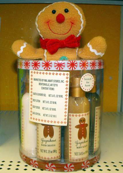 2008-12 #25. Gingerbread Man (5 pts)