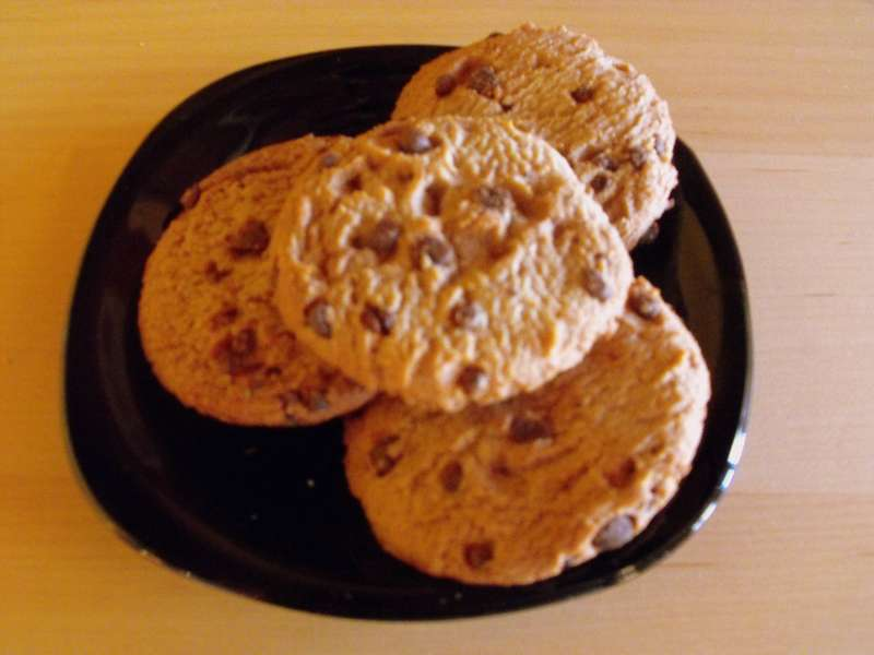 2008-12 #3. Your Favorite Christmas Cookie (6 pts)