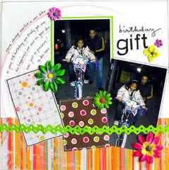 Birthday Gift