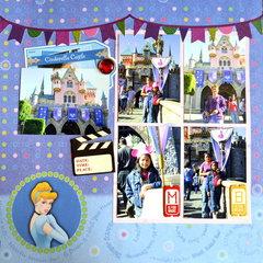 Cinderella's Castle p.1